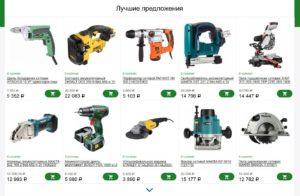 Цены на delony.ru